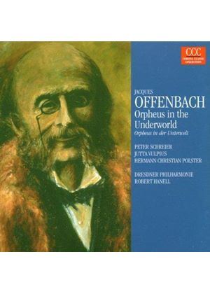 Jacques Offenbach - Orpheus In The Underworld - Highlights (Hanell, Dresden PO)