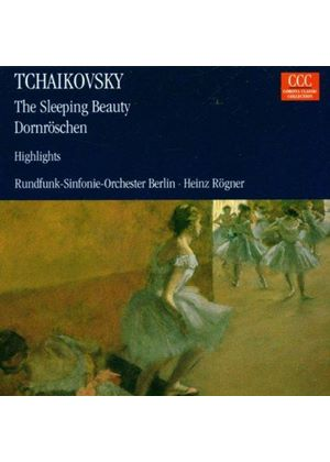 Pyotr Il'yich Tchaikovsky - The Sleeping Beauty, Dornroschen [Highlights] (Rogner)