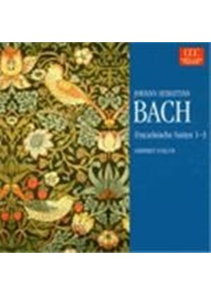 Johann Sebastian Bach - French Suites 1 - 3 (Collum) (Music CD)