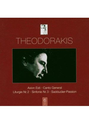 Theodorakis: Orchestral and Choral Works