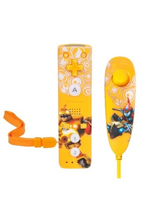 Skylanders Giants Pro Pak Mini Remote and Nunchuk (Wii / Wii U)