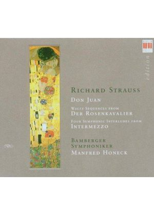 Strauss. R: Orchestral Works