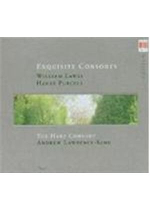Purcell/Lawes - Exquisite Consorts