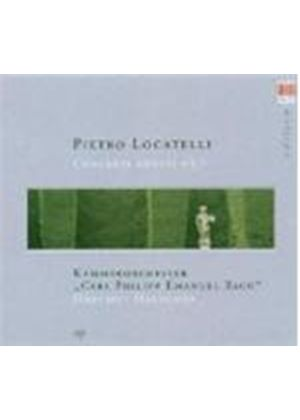 Locatelli: Concerti Grossi, Op 7