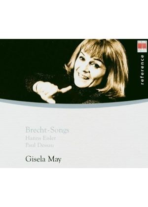 Gisela May - Brecht Songs