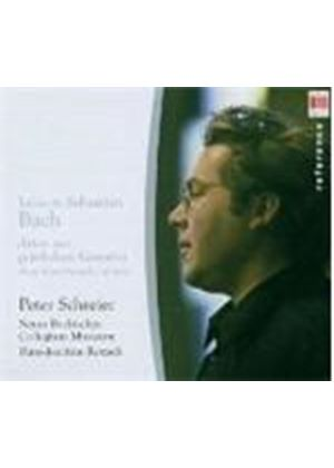 Bach: Arias from the Sacred Cantatas