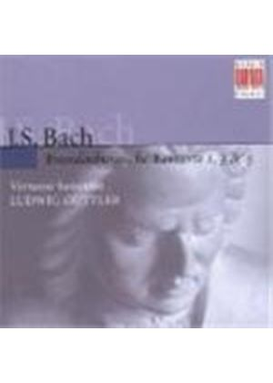 Bach: Brandenburg Concertos, Nos 1, 3 and 5