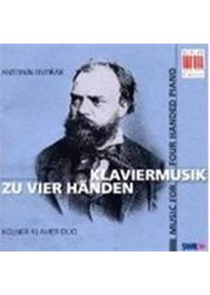Dvorak: Four Hands Piano Works