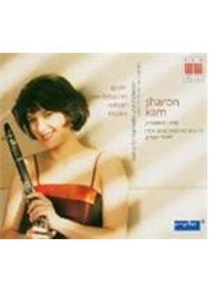 Sharon Kam - Works for Clarinet and Orchestra