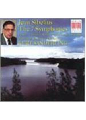 Jean Sibelius - 7 Symphonies (Sanderling, Berlin SO)