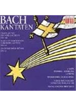 Bach: Cantatas 40, 71 and 110