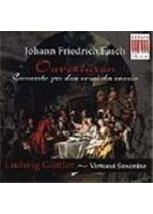 Fasch: Overtures and Concerto