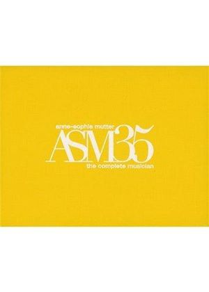 ASM35: The Complete Musician (Music CD)