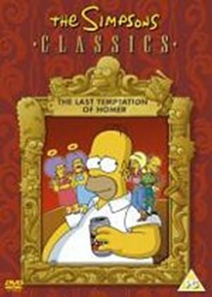 Simpsons Classics - The Last Temptation Of Homer (Animated)