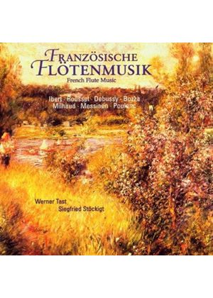 VARIOUS COMPOSERS - French Music For Flute (Tast, Stockigt)