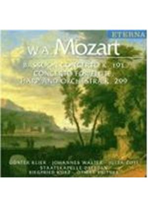 Wolfgang Amadeus Mozart - Bassoon Concerto, Concerto For Flute
