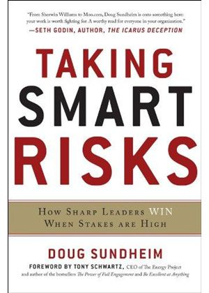 Smart-Risk Zone: How Embracing The Unknown Can Lead To Business Breakthroughs