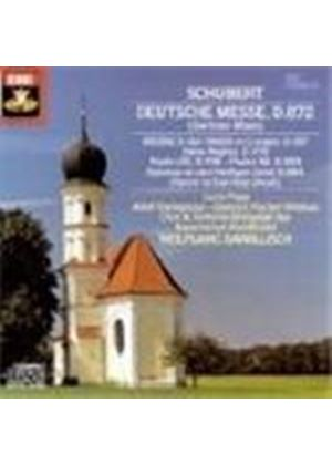 Schubert: Sacred Choral Works