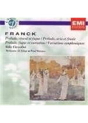 Franck: Works for piano