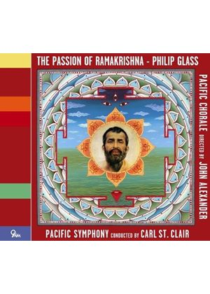 Philip Glass: The Passion of Ramakrishna (Music CD)