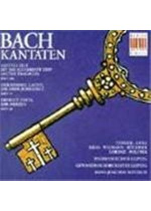 Bach: Cantatas Nos 31, 66 and 106.