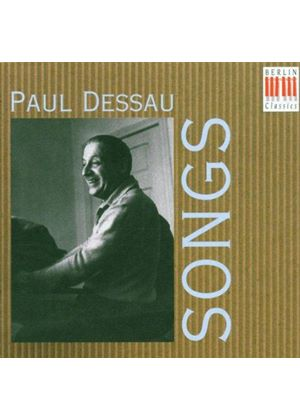 Paul Dessau - Songs