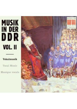 VARIOUS COMPOSERS - Music In The DDR Vol. 2
