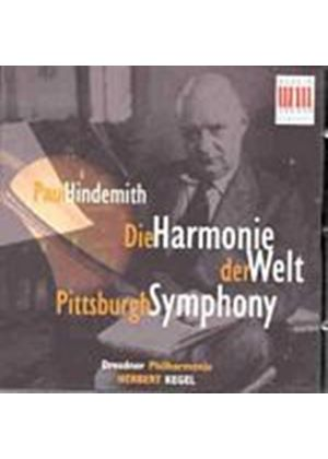 Dresdner Phil/Kegel - Hindemith (Music CD)