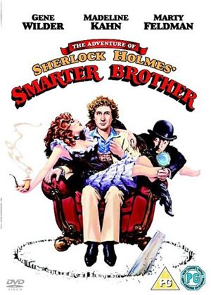 The Adventure Of Sherlock Holmes Smarter Brother