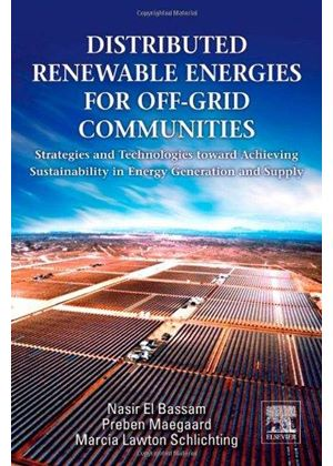 Distributed Renewable Energies For Off-Grid Communities