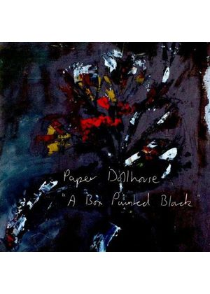 Paper Dollhouse - A Box Painted Black (Music CD)