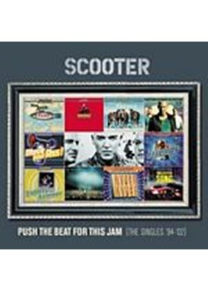 Scooter - Push The Beat For This Jam (Music CD)