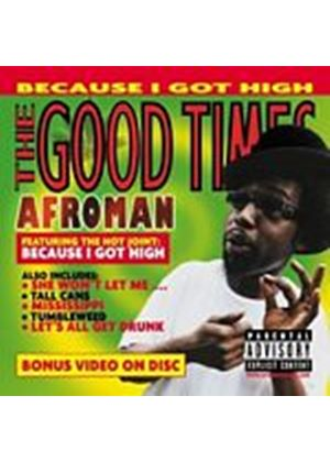 Afroman - The Good Times (Music CD)