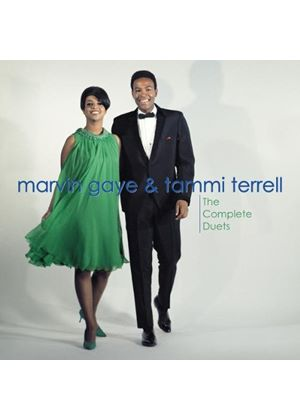 Marvin Gaye And Tammi Terrell - The Complete Duets (Music CD)
