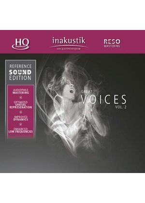 Various Artists - Reference Sound Edition (Great Voices, Vol. 2) (Music CD)