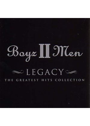 Boyz II Men - Legacy - Greatest Hits (Music CD)