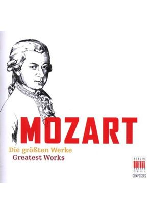 Mozart: (The) Greatest Works