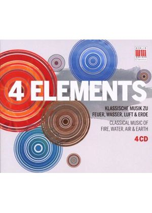 Various Artists - 4 Elements