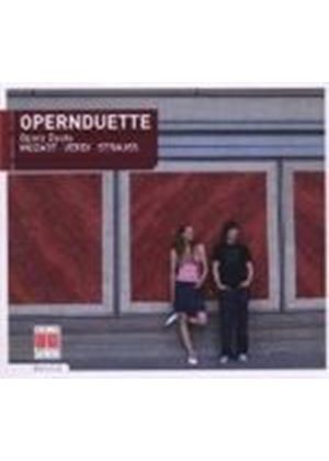 VARIOUS COMPOSERS - Opernduette