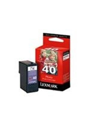 Lexmark Cartridge No. 40 - Print cartridge (photo) - 1