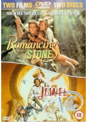 Romancing The Stone / Jewel of the Nile Double Pack