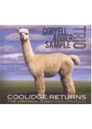 Coryell Auger Sample Trio - Coolidge Returns (Music CD)