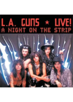 L.A. Guns - A Night On The Strip (Live) (Music CD)