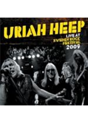 Uriah Heep - Live At Sweden Rock Festival (Music CD)