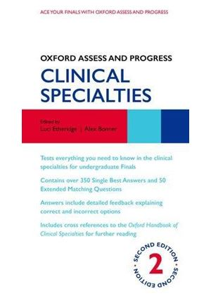 Oxford Assess And Progress: Clinical Specialties