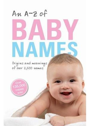 A-Z Of Baby Names