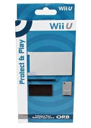 ORB Screen Protector and Stylus Pack (Wii U)