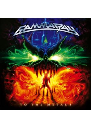 Gamma Ray - To The Metal (Music CD)