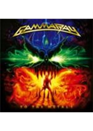 Gamma Ray - To The Metal (+DVD)