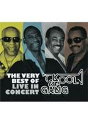 Kool & The Gang - Very Best Of Kool And The Gang Live In Concert, The (Music CD)